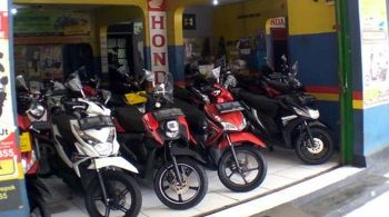 Membeli Motor Honda Bekas