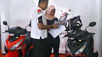Membeli Motor Cash