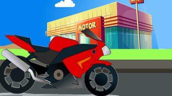 Memilih Dealer Motor