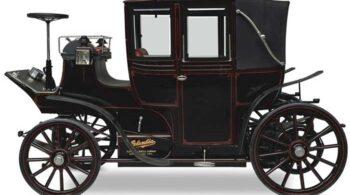 Columbia Electric Landaulet