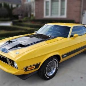 FORD Mustang Eleanor 1973