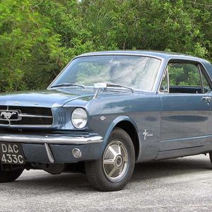 Ford Mustang 4WD 1965