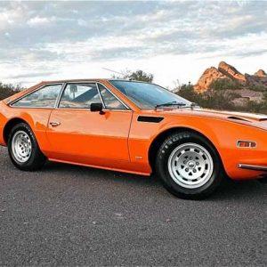 Lamborghini Jarama GTS 1973