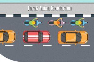 Jarak Aman Kendaraan