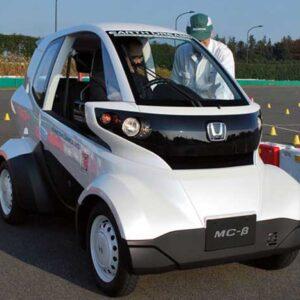 Mobil Listrik Honda MC-β