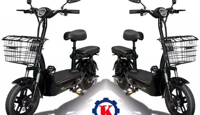 Sepeda Listrik Ramah Lingkungan